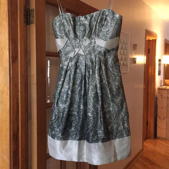 BCBGMaxAzria Dresses & Skirts | Cute Fancy Cocktail Dress | Poshmark
